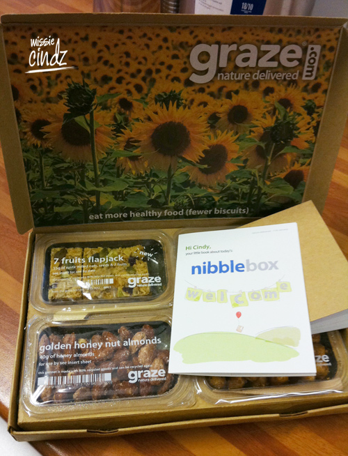 Missie Cindz Grazing box