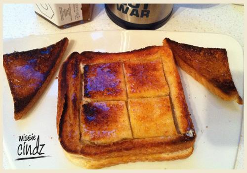 Sheffield Honey Buttered Toast
