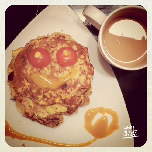 Missie Cindz Pancake Day Treats