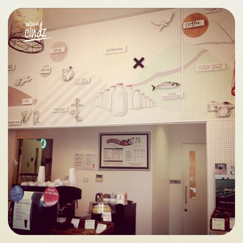 PJ Taste Site Gallery's new interiors