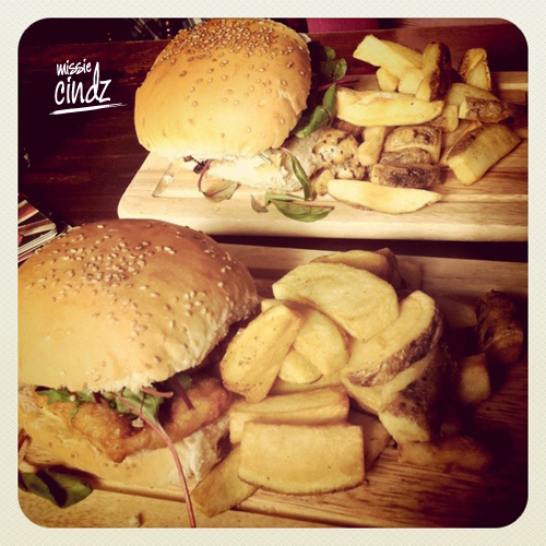 Sheffield's Rutland Arms 'made with love' burger