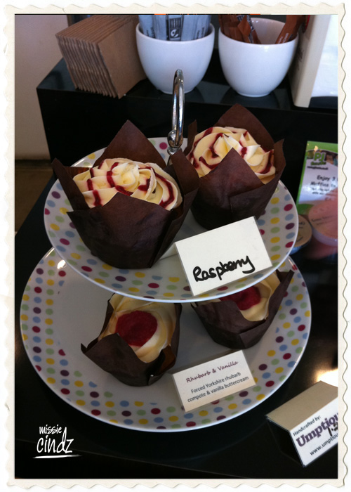 Umptious Muffins...naughty by nature
