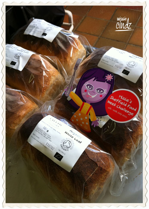 Cat Lane Bakery – run by Beanies Wholefoods...Mmmm Missie Cindz ate all the breads!