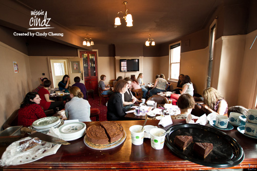 Missie Cindz Pudding Club at The Rutlands. Thanks Callum T Photography for the photo.