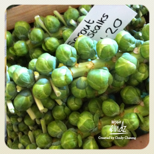 Mmmm, spruce up your sprouts this Christmas with some pancetta?
