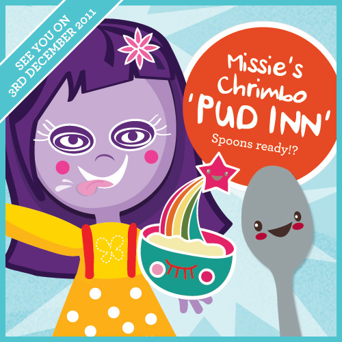 Come have desserts with Missie C at her favourite Pud Inn - the Rutland Arms