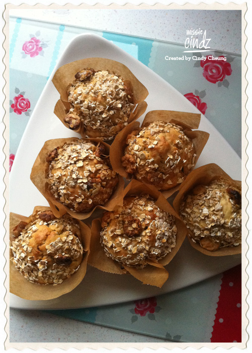 Delicious low-fat banana and white chocolate chip muffins. Scrumptiously filling, not too sweet and great with a cuppa.