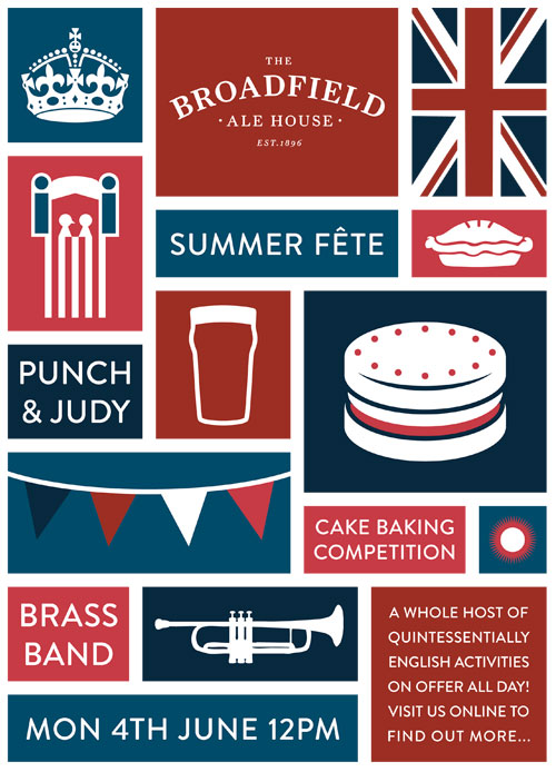 The Broadfield Summer Fete - Monday 4th June