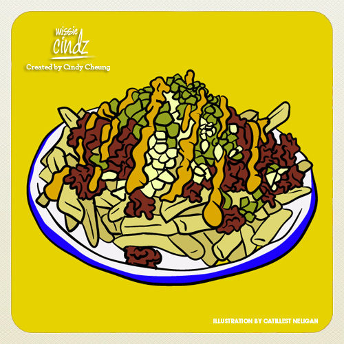 Chili Cheese Fries – unhealthily delicious ratio of meat to potato
