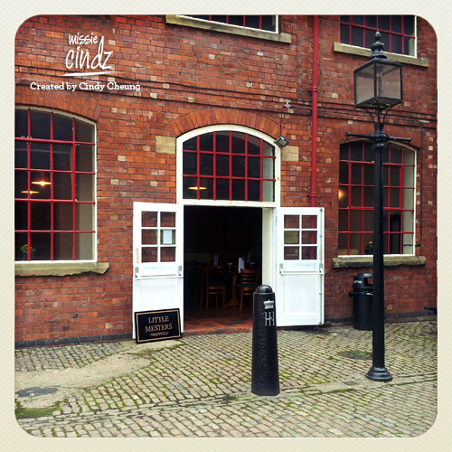 Little Mesters Cafe & Bistro is situated within Kelham Island Museum.