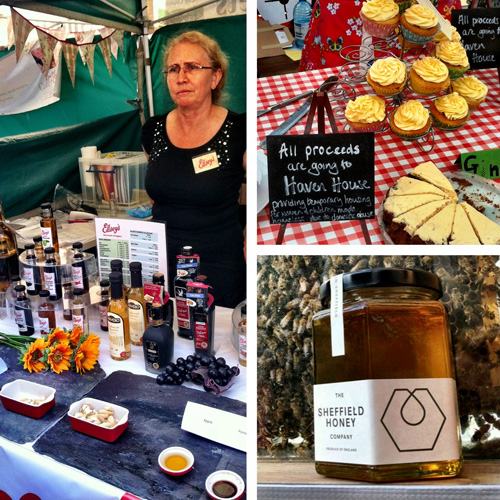 A round-up of my photos from Sheffield Food Festival 2012