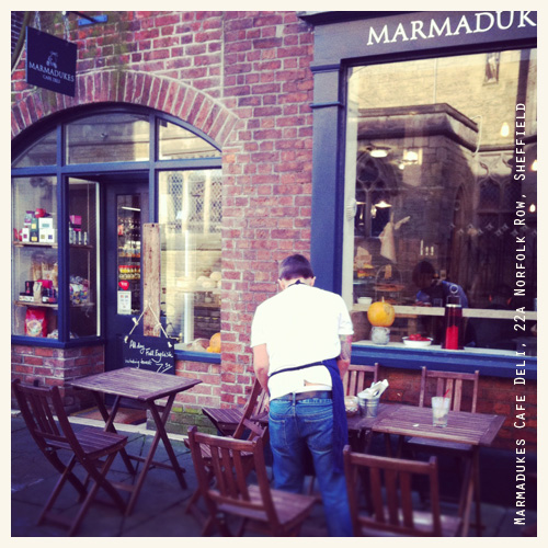 Marmadukes Cafe Deli, Sheffield