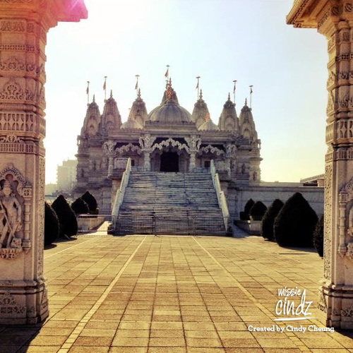 Swaminarayan Mandir, Neasden Temple, London