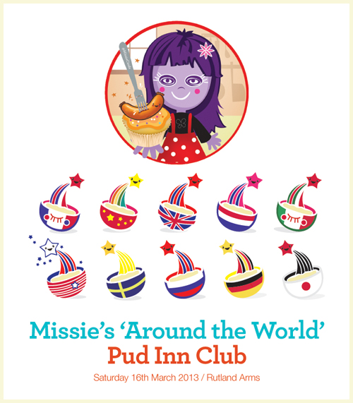 Missie's Pud Inn at the Rutland Arms, Sheffield