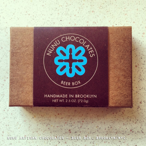 Falling in love with Brooklyn's finest chocolates