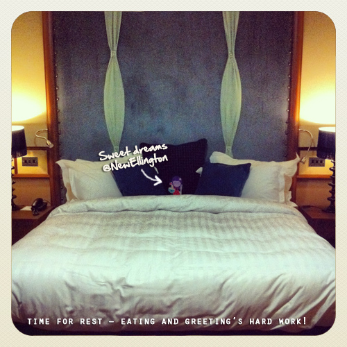 A good nights' sleep at The New Ellington, Leeds