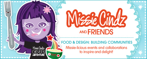 Missie Cindz Events web banner