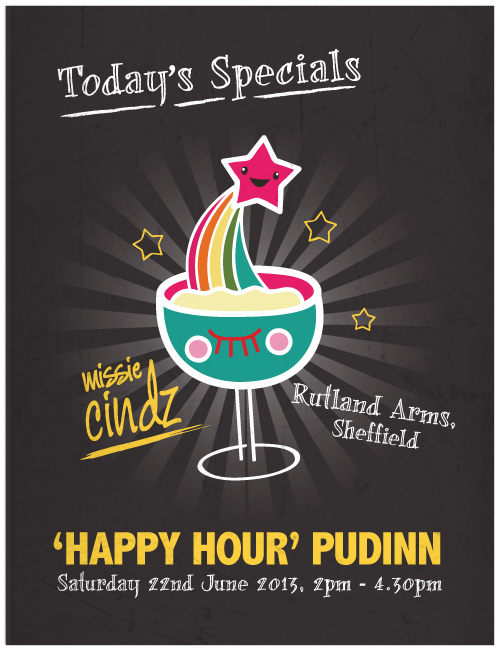 Missie Cindz Happy Hour PudInn Club