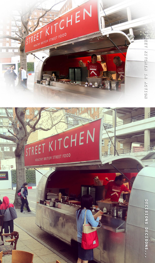 Street Kitchen Hot Dog Sampling at The Miller