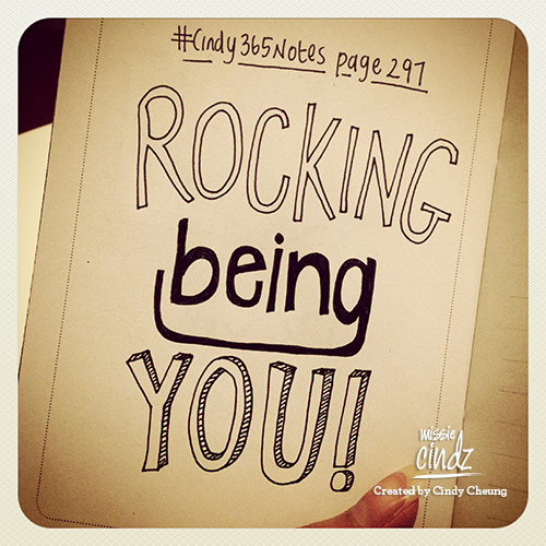 Page 297 – Rocking Being You
