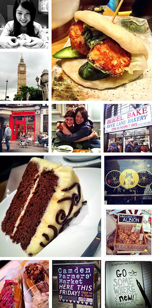 Missie Cindz in London Town