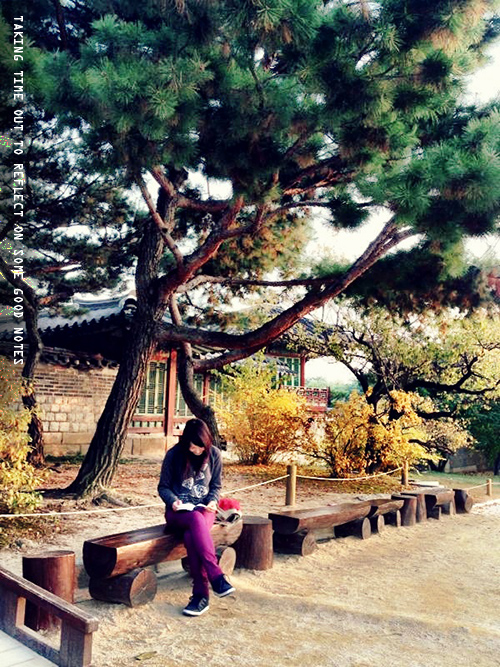 Missie Cindz in Seoul