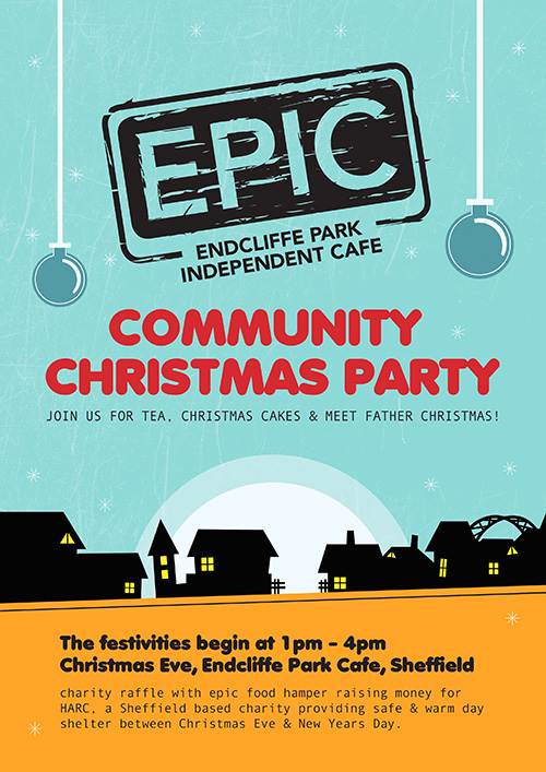 EPIC Community Christmas Eve Party