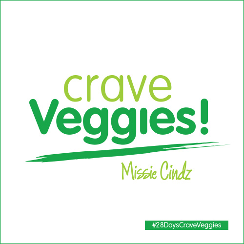 28 Days Crave Veggies – Let's do this!