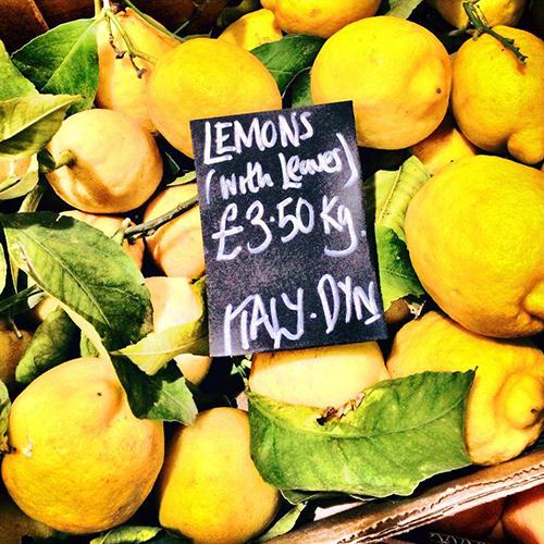 We love Barra Organics in the Sheffield Markets