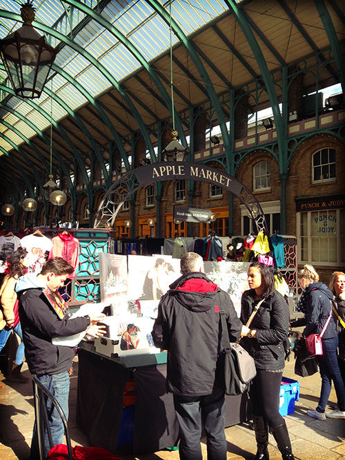 Covent Garden Markets, London