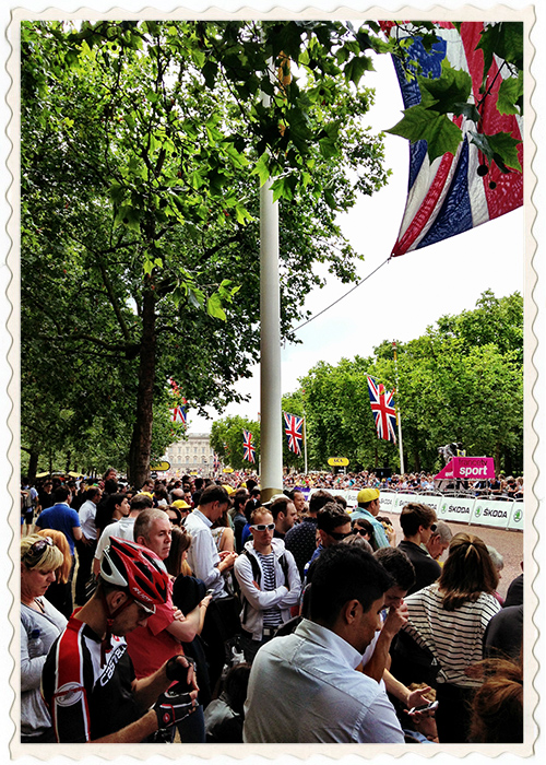 TDF 2014 London
