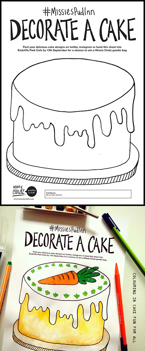 Decorate a Cake Competition