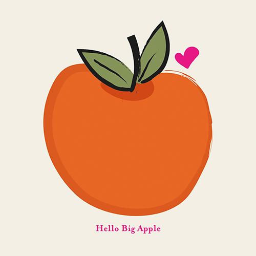 Hello Big Apple
