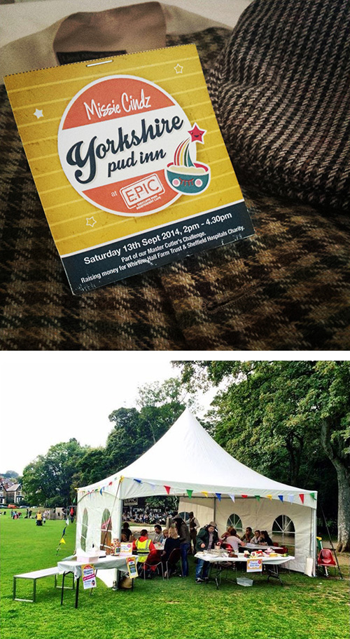 Missie's Yorkshire Pud Inn in the Park