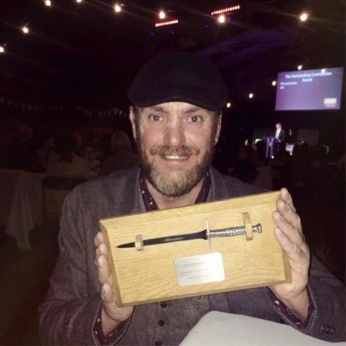 Master Cutlers Challenge 2014 Award Winner