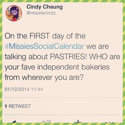 Missie Cindz Adcent Calendar Day 1