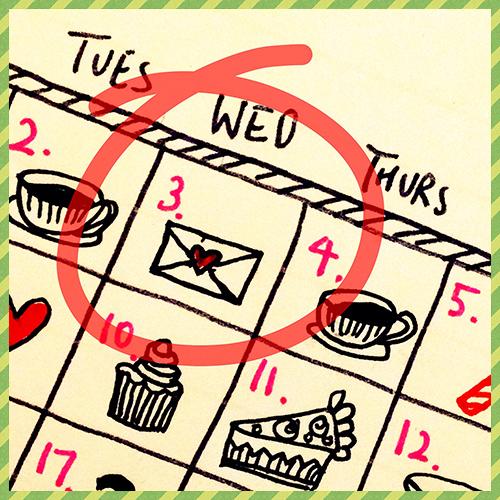 Missie Cindz Shop Small Advent Calendar 2014