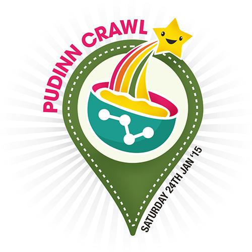 Missie Cindz Pud Inn Crawl 2015