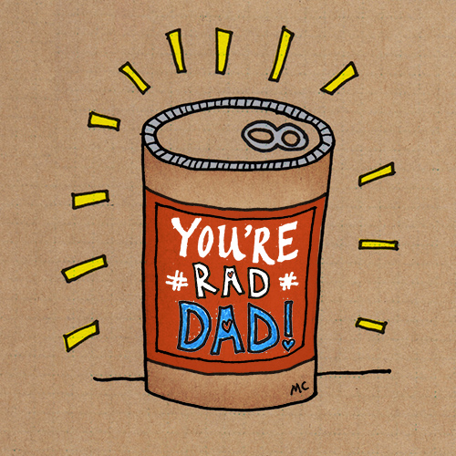 Happy Rad Dad Day
