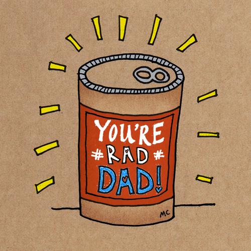 Happy Rad Dad Day