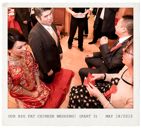A Chinese Wedding in Sheffield