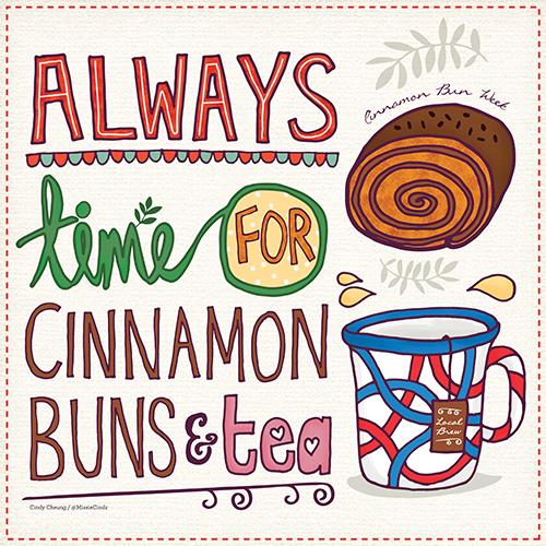 Cinnamon Bun Week 2015