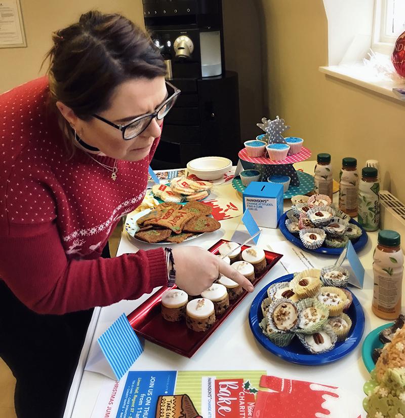 Missie Cindz Christmas Bake Sale 2016