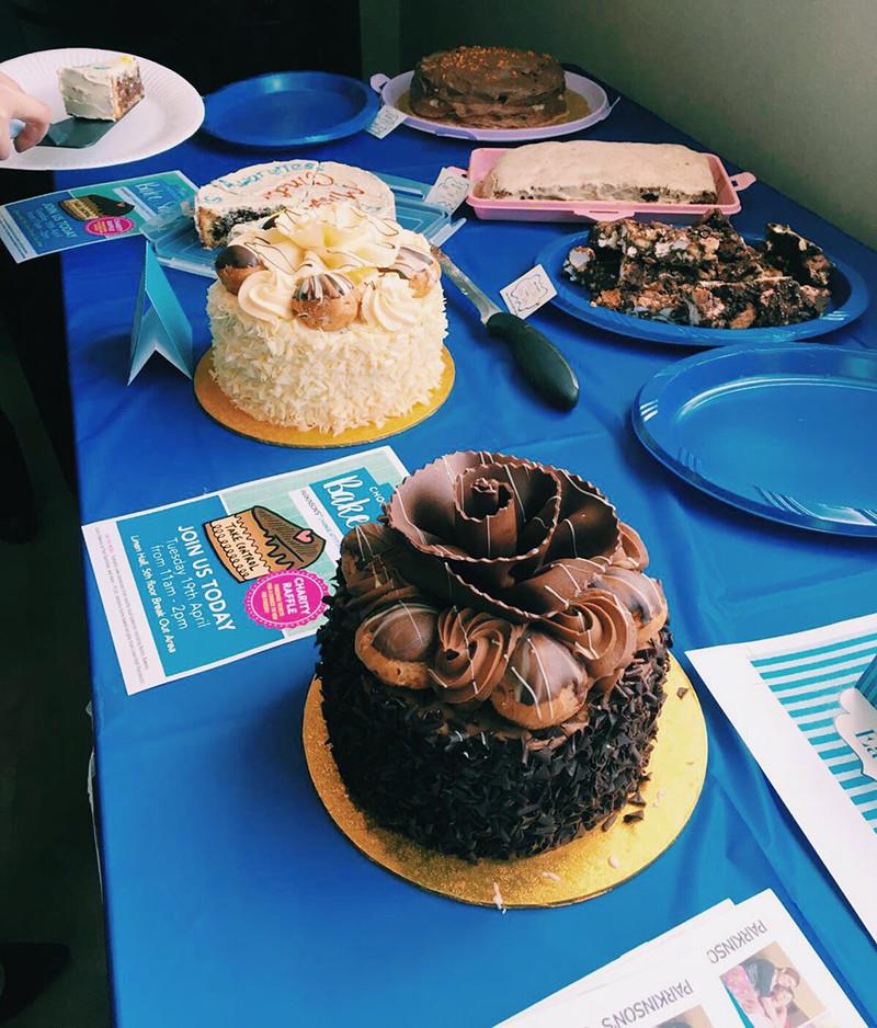 Missie Cindz Chocolate Bake Sale 2016