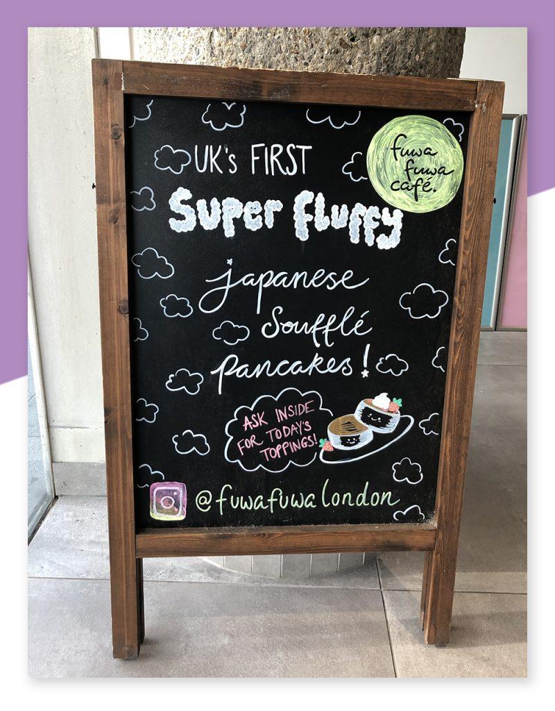 Fuwa Fuwa Japanese Souffle pancakes