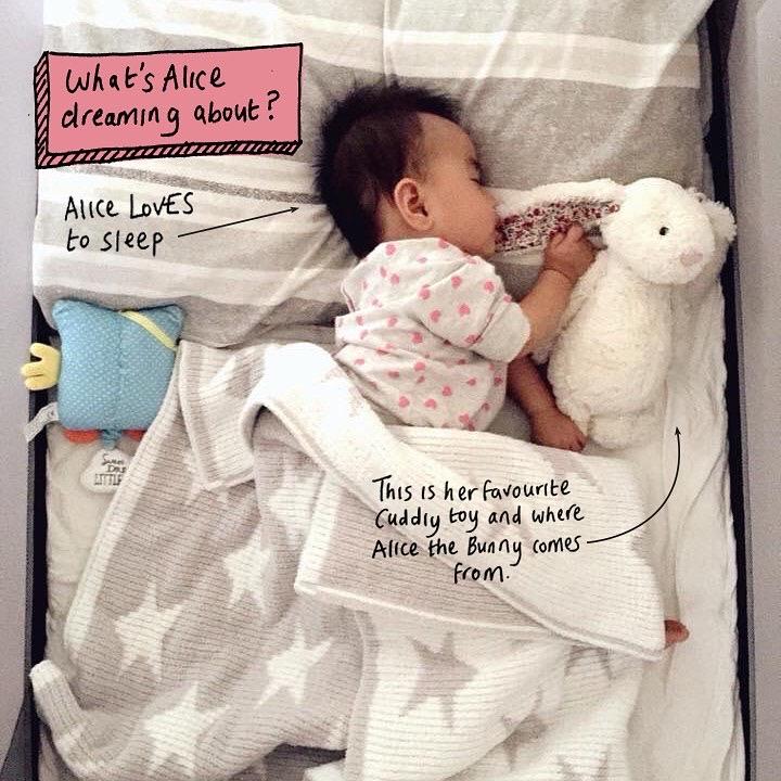 When Alice Sleeps Inspiration